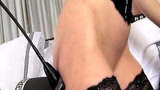 Sexy Andrea Rosu ft Hot Crossdresser