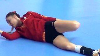 Turkish volleyball girl gamze alikaya (galatasaray)