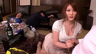 Momoka nishina cheating when her husband asleep