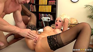 A Hard Fuck Chases Bad Grades Away/Holly Price. Part 3