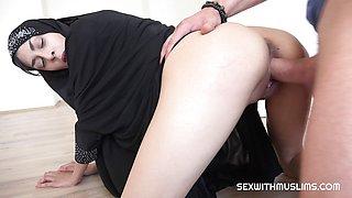 Czech maid Licky Lex fucking her horny boss