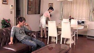 Amazing homemade Maid, Masturbation sex video