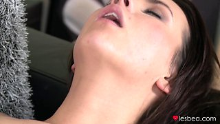 Amazing pornstars Carmen Cocks, Anna Rose in Incredible Lesbian, Fingering adult video