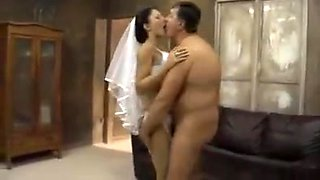 Bride fucks old man - Sofia Gucci