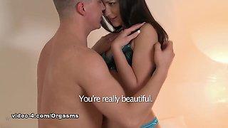 Exotic pornstar in Incredible Romantic, HD porn video