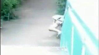 Drunken hooker can become the true gymnast