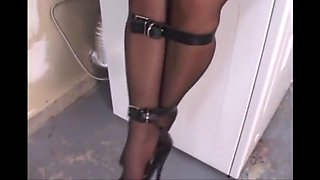 Fabulous Japanese slut in Crazy BDSM, Slave JAV scene