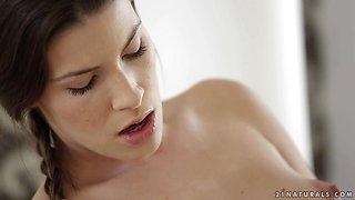 Incredible pornstar in Hottest Babes, Brunette xxx clip
