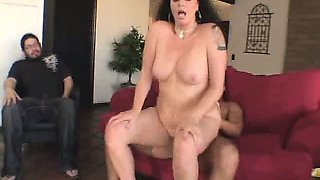 Swinger Hotwife Screws The Stranger