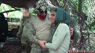 Arab girl fucked by american and arabic man fucking white woman Home Away From Home Away