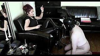 Vintage Mistress Milf Domination See pt2 at goddessheels