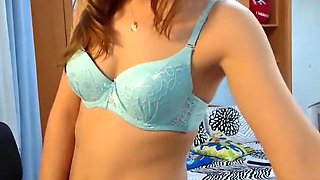 Amazing Amateur video with College, Panties and Bikini scenes