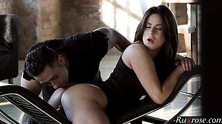 Nikki Waine Erotic Anal HD