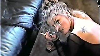 Exotic homemade Strapon, Fetish adult movie