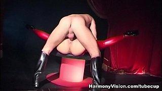Best pornstar Donna Marie in Incredible Cumshots, Stockings sex video