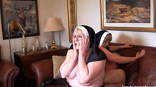 NUNS AND MONK SEX
