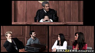 Brazzers - Big Tits at Work - Is It a Penal O