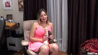 Kinky Family - Blair Williams - Fucking my hot big-ass stepsis