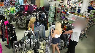 Underwear Thieves Got Caught And Punished By Lp Officer