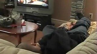 Crazy homemade MILFs, Blonde sex video