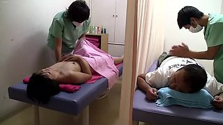 Erotic Massage 2 Next To The Husband Sleeping