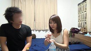 Nampa Tsurekomi, Hidden Camera 107 etherealization 18-year-old female college students