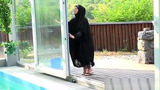 Sex With Muslim Hijab Mom