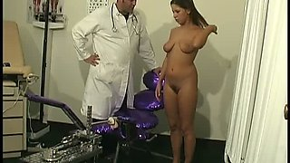 Haley Paige loves this fucking machine for sure and the girl is so horny