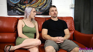 Cadence Lux getting fucked hard by her step daddy