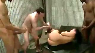 Brutal SADOMASOCHISM Double Penetration Group Sex! vol.14 By: FTW88