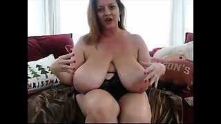 Milf with big freaking tits - Part 1