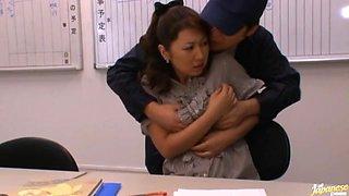 Risa Kasumi Kinky Asian teacher