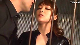 Crazy Japanese chick in Horny Doggy Style, Hardcore JAV scene