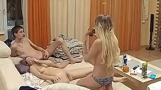 Licking Pussy and Making Fun