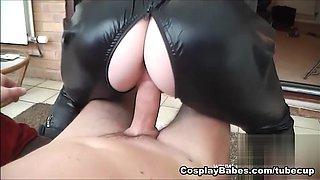 Best pornstar Jaye Rose in Hottest Big Tits, Cosplay sex movie
