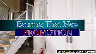 Brazzers - Big Tits at Work - Lezley Zen and Keiran Lee -  Earning That New Promotion