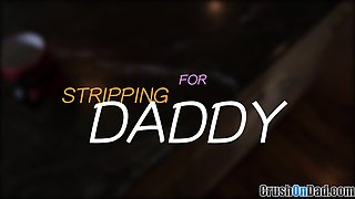 Ziggy Star In Lap Dances For Daddy