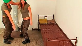 Older sweetheart gets gagged and dominated by young slut