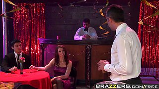 Brazzers - Real Wife Stories - Cum Is Thicker Than Water sce