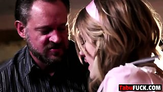 Step Daughter Scarlett Fever Seduced By Step Dad