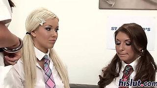 linsey dawn mckenzie lesbian schoolgirls