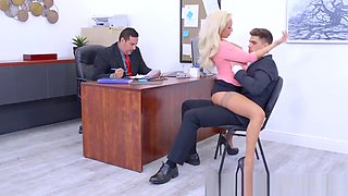 Brazzers - Big Tits at Work - The Deal Breaker scene starrin