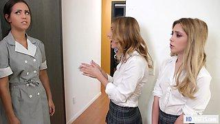 Kristen Scott, Alina Lopez, Jane Wilde - GirlsWay