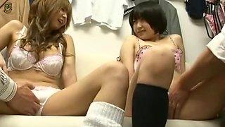 Best Japanese girl in Exotic Masturbation, Dildos/Toys JAV video