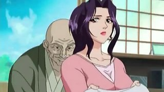 Hentai old and young