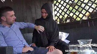 Muslim maid