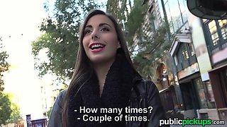 Mofos.com - Carla Cross - Public Pick Ups