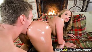 Brazzers Exxtra -  The Lumbersexual scene sta