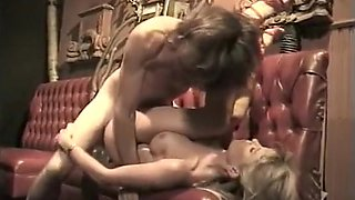 Dave Hardman Tongue Wrestling with Feista Feasts Wet Meaty Clit