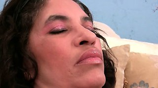 My favorite videos of lactating Latina granny Fannie
